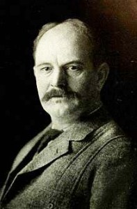 Ornithologist Frank M. Chapman.