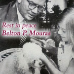 Animal rights movement pioneer Belton Mouras,  90