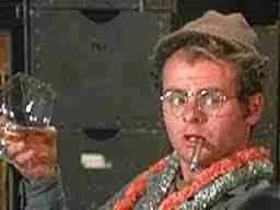 The fictional character Radar O'Reilly