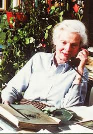 Christine Stevens headed the Animal Welfare Institute from 1952 to 2002. (AWI photo)