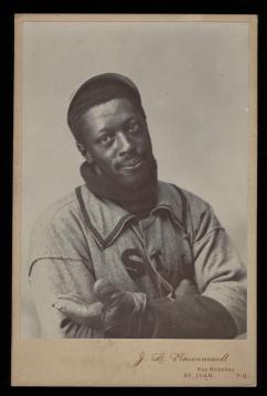 Quebec black ballplayer