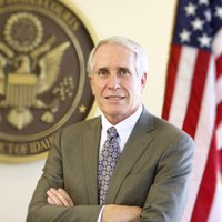 Idaho U.S. federal judge B. Lynn Winmill.