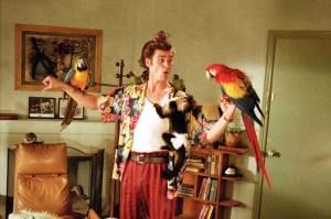 "Jim Carrey as ""Ace Ventura:  Pet Detective.""  (1994)"