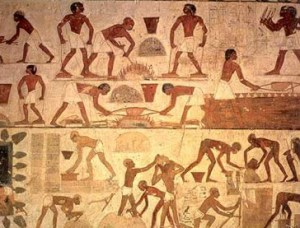 While the ancient Hebrews permitted slavery, it was under conditions much more restricted than those they had themselves experienced as slaves in Egypt.