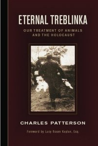 Remarks likening animal agriculture to the Holocaust may have cost vegan RSPCA ruling council candidate Peta Watson-Smith some support,  but have a long tradition among Jewish animal advocates,  including Charles Patterson,  author of Eternal Treblinka (2002.)