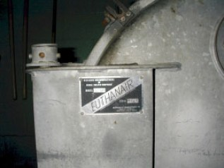Euthanair machines like this one were the most common type of decompression chamber used in animal shelters.