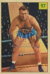 Al Oeming won his first fame as a professional wrestler.
