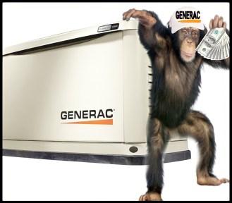 Chimp for Generac