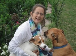 Spay First! founder Ruth Steinberger. (Spay FIRST! photo)