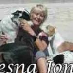 Vesna Jones, 60, founder of Greek Animal Rescue