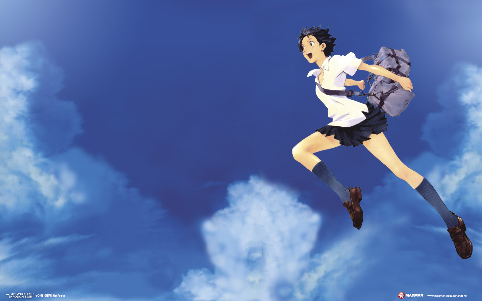 Image result for The Girl Who Leaped Through Time