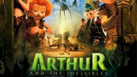Arthur And The Invisibles 2006 Dual Audio 480p Bluray Animation Hindi Dubbed