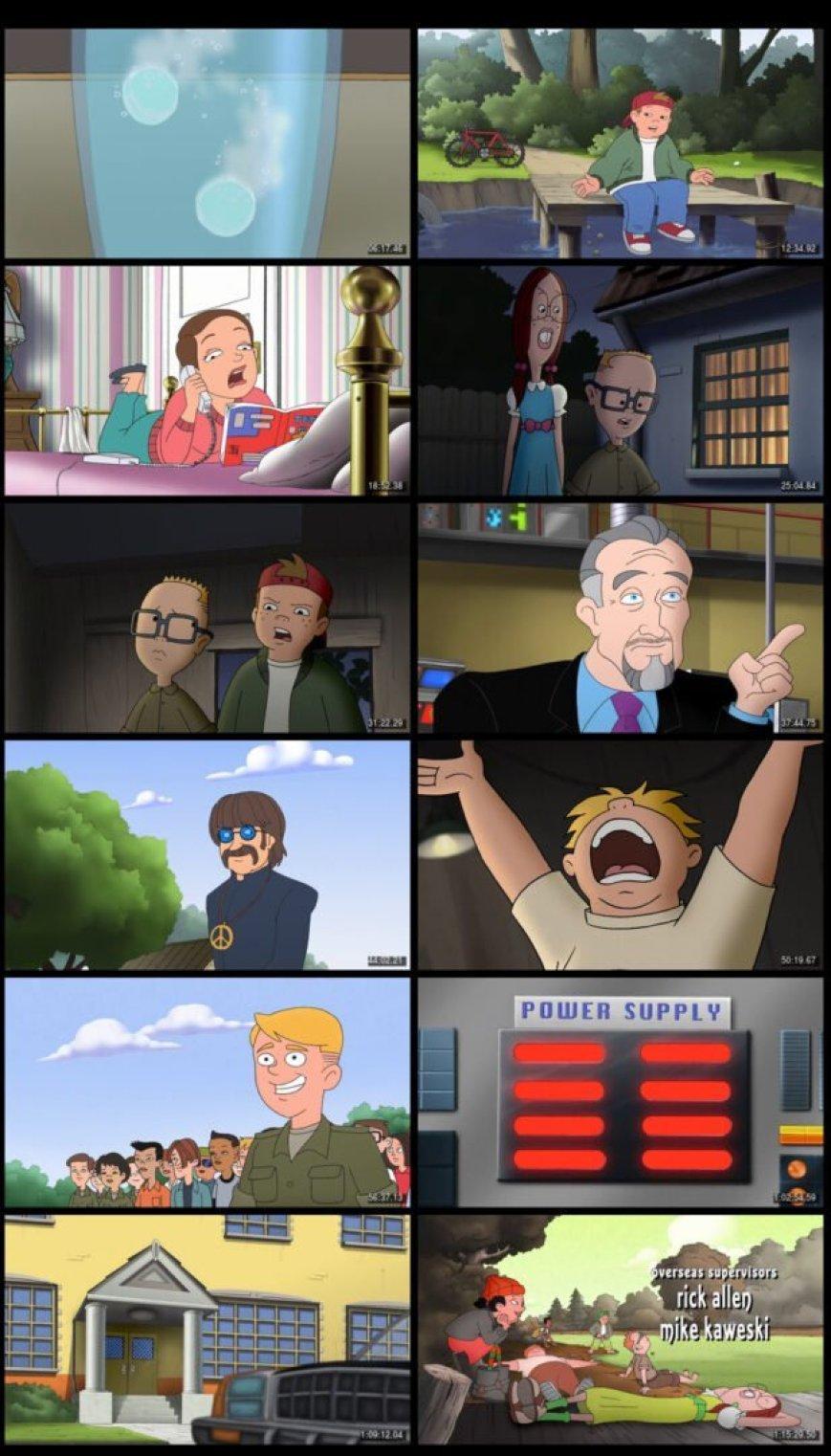 Recess cartoon episodes in hindi