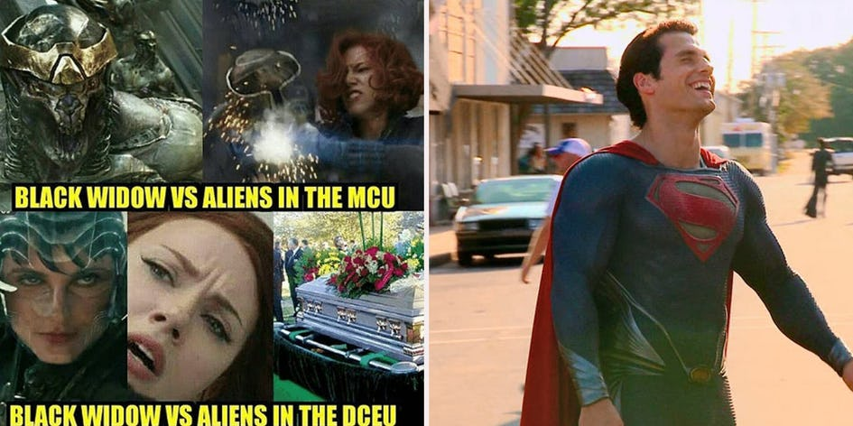 12 Memes Showing How DC Is Better Than Marvel DCgtMarvel