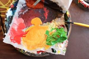 Comment peindre une figurine ?