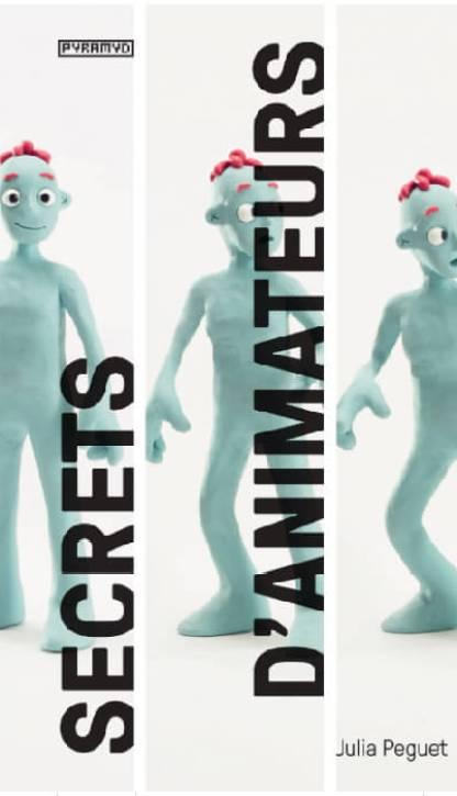 """Livre """"Secrets d'animateurs"""" par Julia Peguet"""