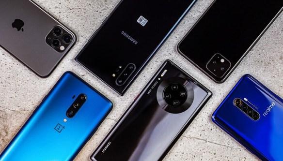 Smartphone avec appareil photo