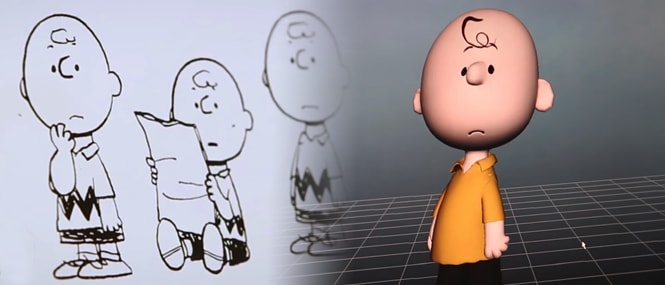 """Behind the Scenes """"the Peanuts"""""""