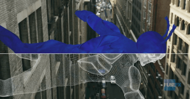 The Tick VFX