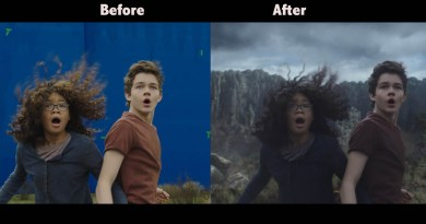 A Wrinkle in Time VFX