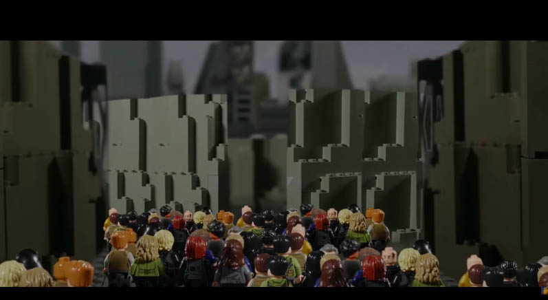 Maze Runner: The Death Cure | Lego Trailer