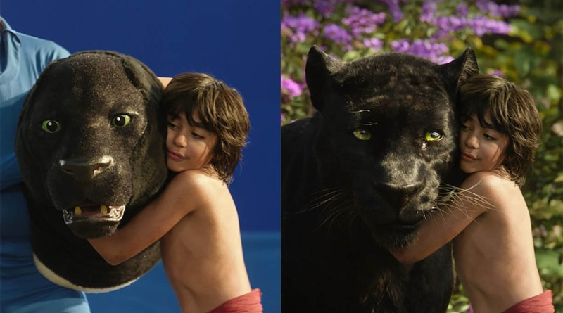 jungle book vfx