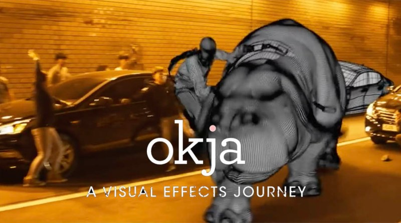 Okja Visual Effects