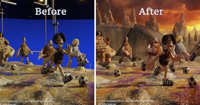Early Man VFX