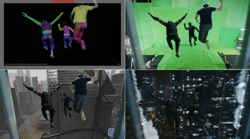 Maze Runner The Death Cure VFX