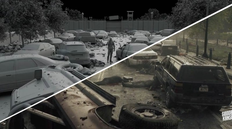 Overkill's The Walking Dead: VFX Breakdown