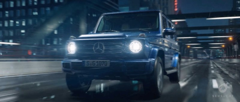 Making of Mercedes-Benz: Stronger Than Time