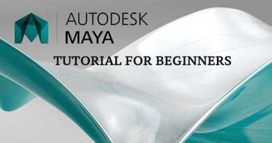Maya Tutorial for Beginners