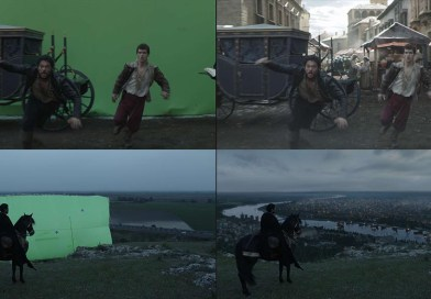 The Plague' TV series visual effects