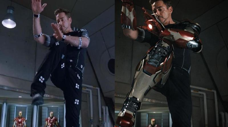 Iron Man VFX