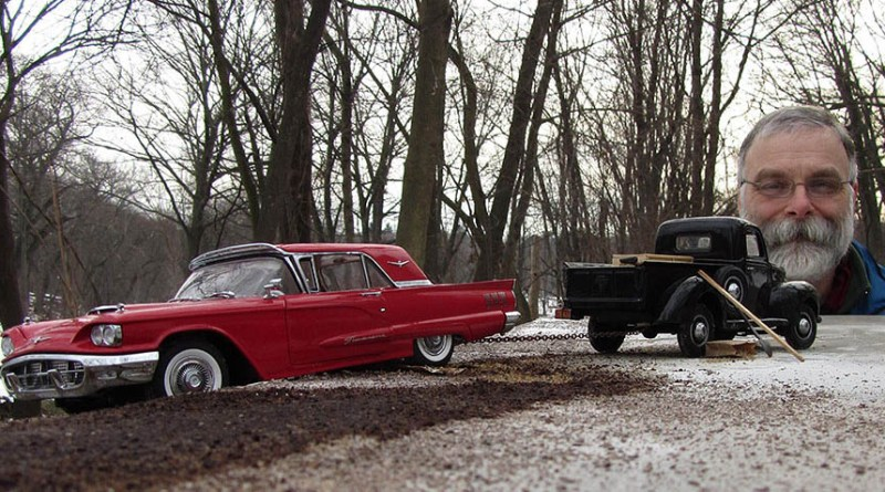Miniature Car Models
