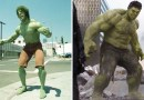 Superhero Transformations