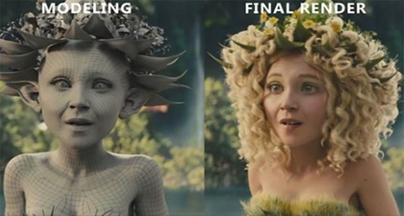 maleficent vfx