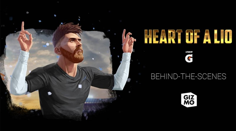 Making of Heart of a Lio