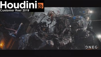 SideFX's Houdini 16 5: New Features | Animation Boss