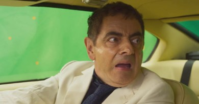 Johnny English Strikes Again VFX