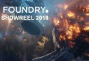 Foundry showreel 2018