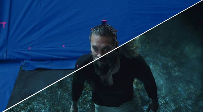 Aquaman vfx