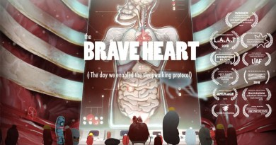 The brave heart