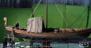 The Last Kingdom vfx