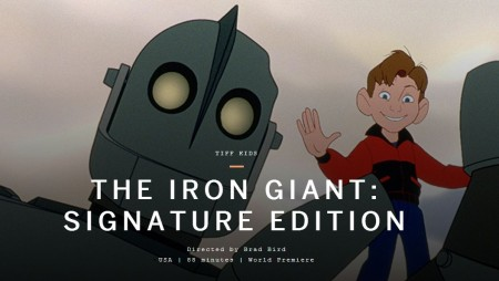 Iron Giant-signature edition