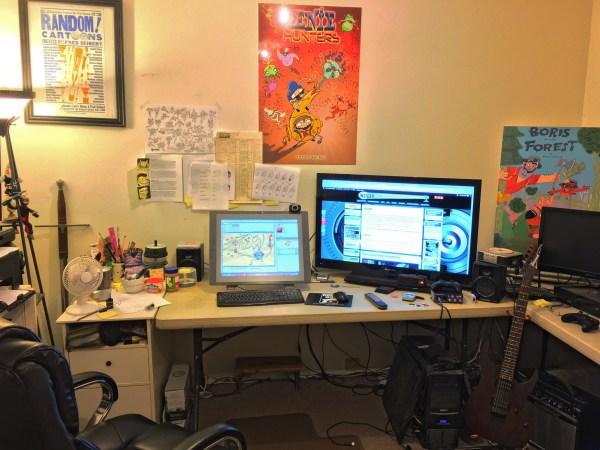 Mike-Milo-workspace