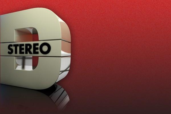 Stereo D Logo - GC