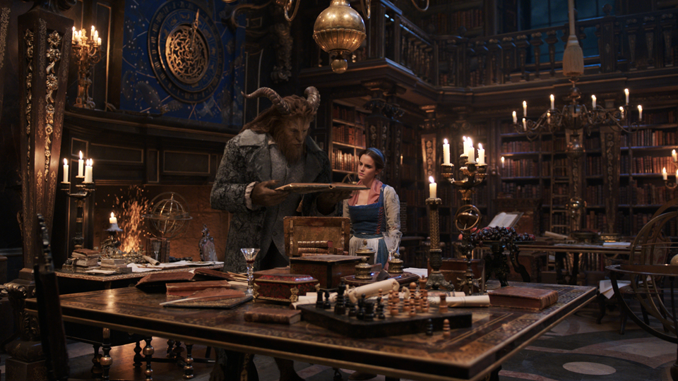 Image result for beauty and the beast stills