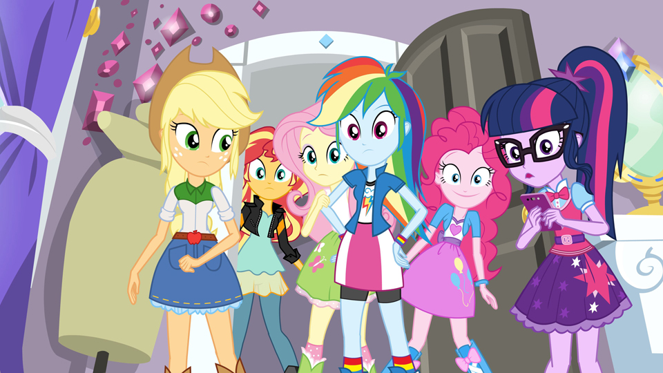 Three Equestria Girls Specials Set For Discovery Family