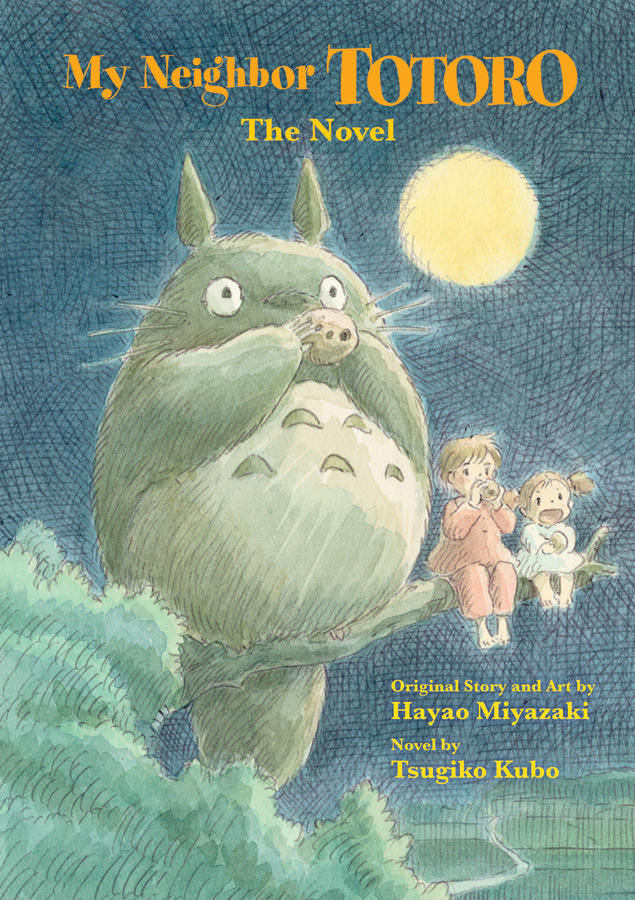 Image result for totoro viz novel